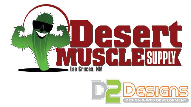 Desert Muscle Supply