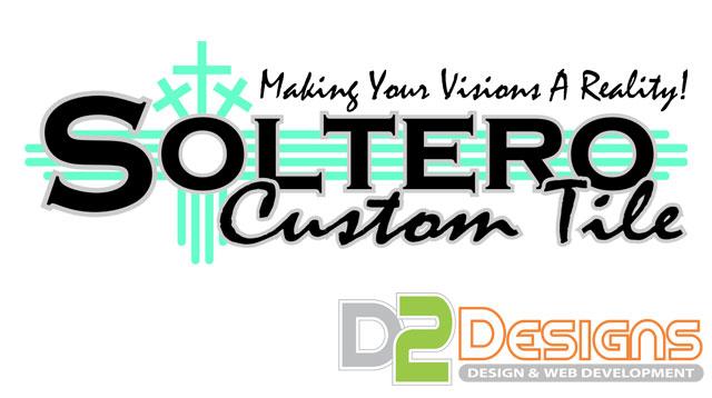 Soltero Custom Tile Logo D2 Designs Llc