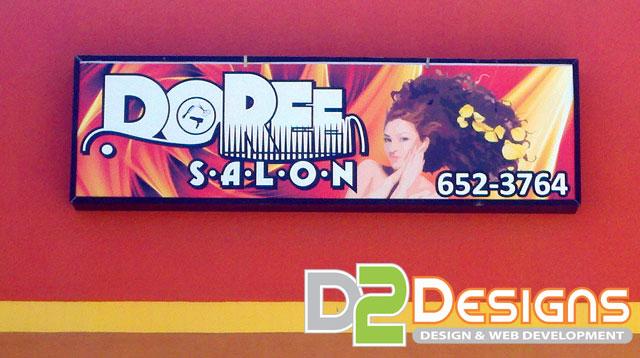 PortfolioPieces-Signage-DoreeBackLit