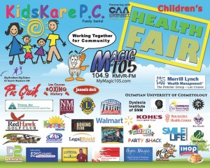 2013 Kids Kare Health Fair